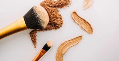 Brochas base de maquillaje